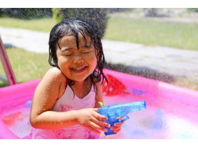 明日香、子どもも安全に「#ビショ撮り」できる『親子の #ビショ撮り水遊び』開催