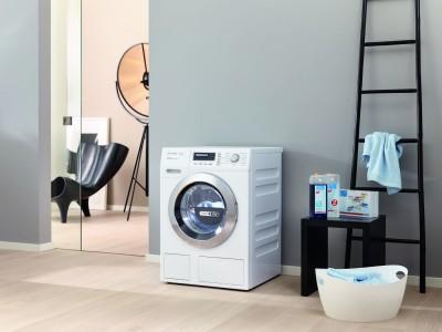 ドイツのプレミアム家電ブランド Miele(ミーレ)のスペシャルオファー 全自動洗濯乾燥機「WTZH 130 WPM」を期間限定・特別価格で販売