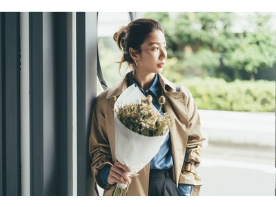 高身長女性に向けたファッションブランド『LILAC a DAY(ライラックアデイ)』が青木愛さんを起用した2021秋冬シーズンルックを公開!