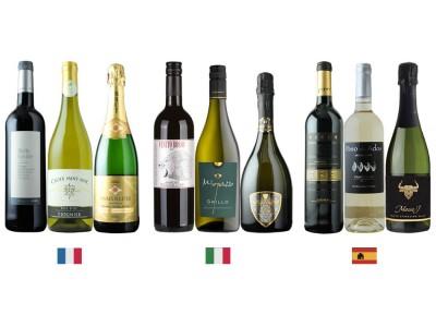 これ一つあれば宅飲みがちょっと贅沢なBARになる。選りすぐりのワイン×豪華なおつまみがセットになった『世界のバル気分』が発売開始。