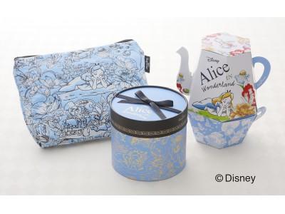 6月15日より、「アリス」をモチーフにした新作スイーツギフト3品を期間限定販売