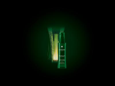 「ルネ フルトレール」が国内開発の薬用育毛剤を発売