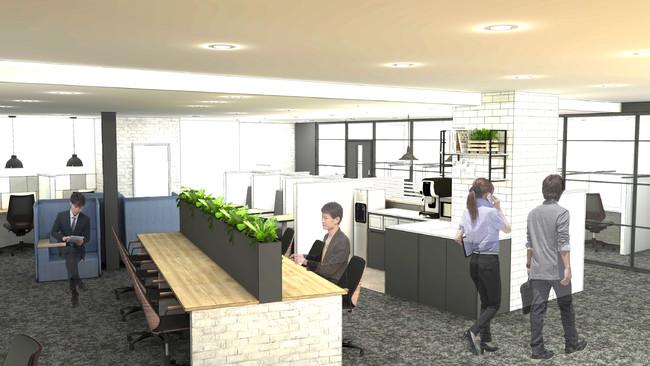 レンタルオフィスでの働き方を無料体験 シェアオフィス「BIZcomfort(ビズコンフォート)水戸」 無料モニター募集!サテライトオフィスやテレワーク、起業やスタートアップをサポート
