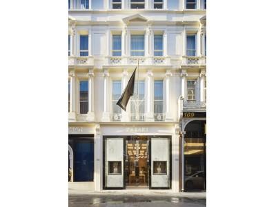 TASAKI、欧州における初の旗艦店「TASAKI London New Bond Street」をオープン