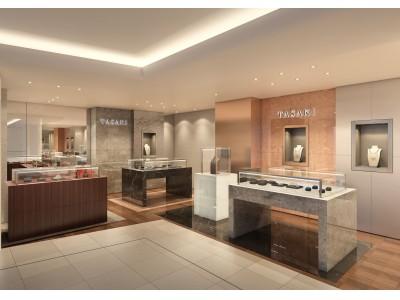 TASAKI、伊勢丹新宿店本館4階と1階の店舗がリフレッシュオープン