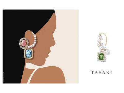 TASAKI、新広告キャンペーンをスタート