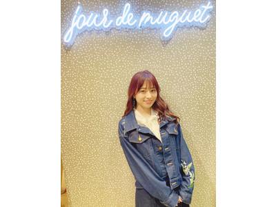 pickiプロデュースのオリジナルブランド「jour de muguet」のルミネエスト新宿ポップアップストア 初のアクセサリーライン大好評、初日完売商品も!