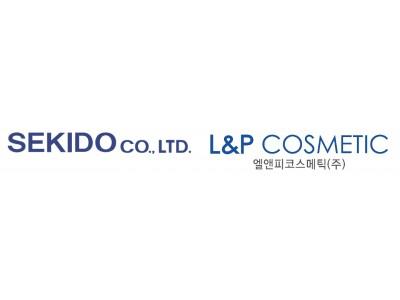セキド、Made in Japanの新コスメブランドの開発を開始、「MEDIHEAL(メディヒール)」を展開するL&P COSMETIC社が技術協力に合意
