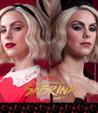 NYX Professional Makeup × Netflix「サブリナ:ダークアドベンチャー3」との限定コラボレーションアイテム、2月23日(日)より数量限定で発売開始!