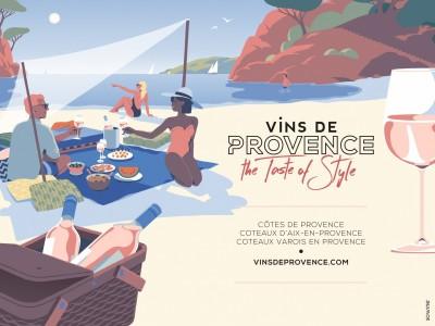 プロヴァンスワイン、日本でロゼワインのプロモーションを強化!