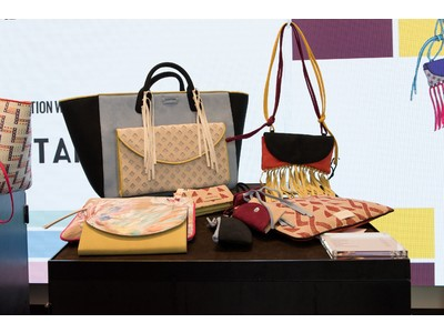 アルカンターラがヴォーグ イタリアとの新企画 パウラ・カデマルトリ デザインのコラボレーションによるカプセルコレクションを発表