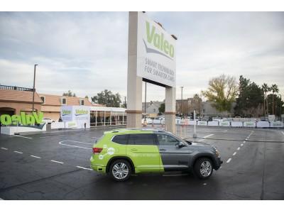 ヴァレオ、5G接続による自動運転車の遠隔操作DRIVE 4U REMOTEを披露