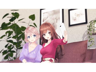 人気VTuberゲーム部プロジェクトを運営するUnlimited社から、女性向け新規チャンネルがスタート!20代女性の恋活ドラマ!?