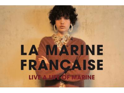 LA MARINE FRANCAISE     Scarf Present!