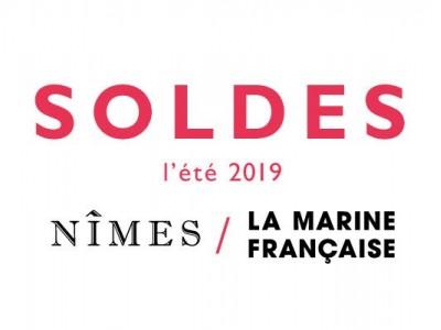 NÎMES(ニーム)、LA MARINE FRANCAISE(マリン フランセーズ)の直営店舗、オンラインストアにてサマーセールを開催!