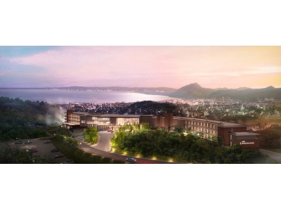 大分県初の外資系ラグジュアリーブランドホテル「ANAインターコンチネンタル別府リゾート&スパ」が2019 年8 月1 日(木)にオープンします