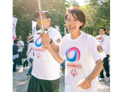 8月17日(土)有森裕子さんがファーストピッチセレモニーに登場