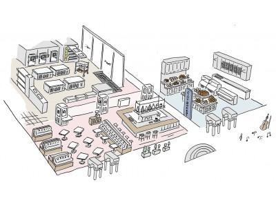 NY発「THE CITY BAKERY」が国内最大店舗をアークヒルズに6月17日オープン