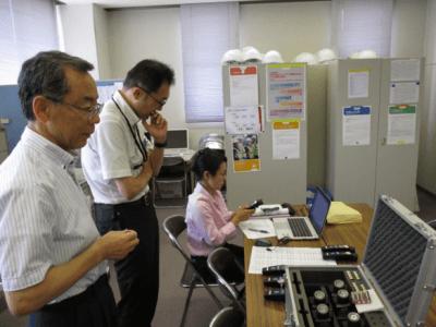 長野県企業局と漏水調査業務に使用する漏水調査用測定機器【TSリークチェッカー】のレンタル契約を締結しました
