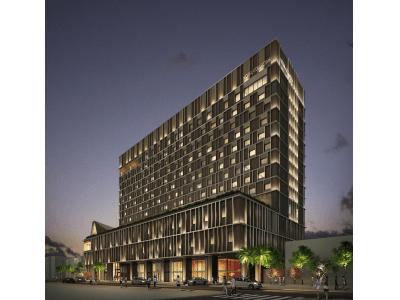 2020年 新春 那覇国際通りに開業する大型シティホテル「ホテル コレクティブ」がウェディングの受付をスタート!