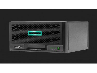 HPE、業界最高のセキュリティ保護機能を提供する極小サーバー、HPE ProLiant MicroServer Gen10 Plusを発表
