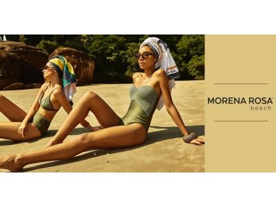 セレブ御用達の水着ブランドMORENA ROSA(モレナローザ)2019'コレクションを展開