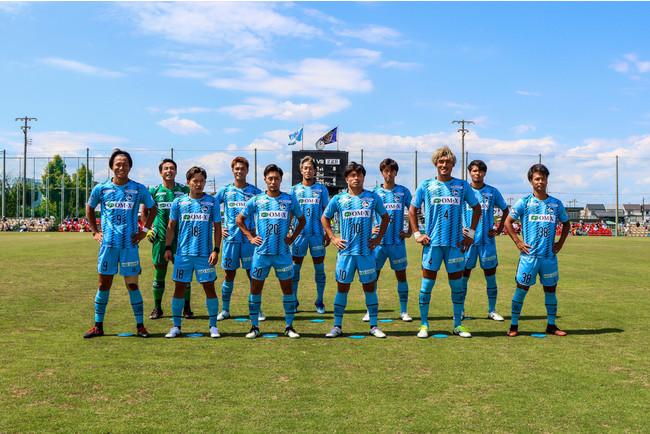 【F.C.大阪】7月25日(日) JFL 第18節 F.C.大阪 vs 東京武蔵野ユナイテッドFC 試合結果