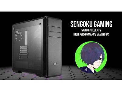 超高級ゲーミングPC『Sengoku Gamingさく8さんモデル』発売開始