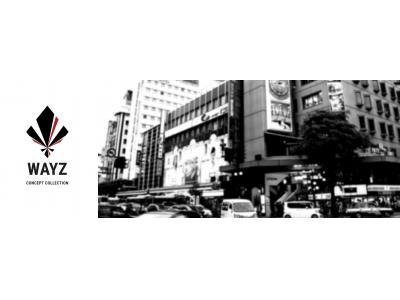 Jリーグクラブ発のアパレルブランド「WAYZ」立ち上げ