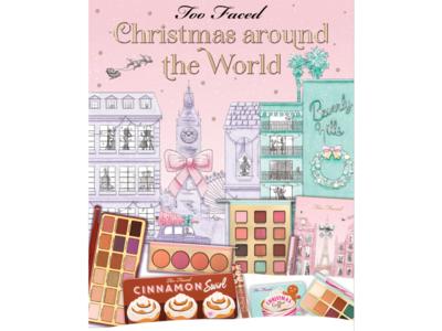 【トゥー フェイスド】クリスマスコレクション 第一弾・10月21日公式オンラインストア先行発売!
