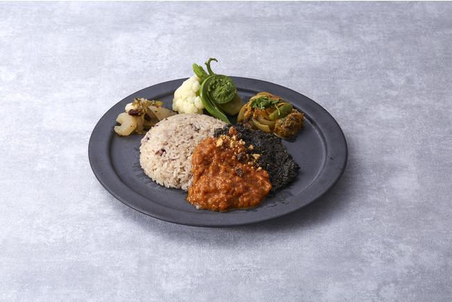 今日の旬を、今日のからだに。旬の野菜で作るスパイスカレー「MINGLE TANGLE」が4月20日(火)伊勢丹会館にOP...