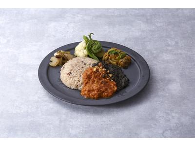 今日の旬を、今日のからだに。旬の野菜で作るスパイスカレー「MINGLE  TANGLE」が4月20日(火)伊勢丹会館にOPEN!