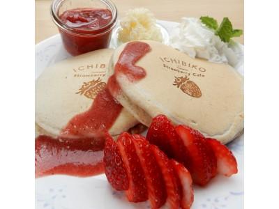 東北発の『ミガキイチゴ』と『九州パンケーキ』がコラボレーション / いちごたっぷり!ふわもち食感のICHIBIKOパンケーキを2019年8月より新発売