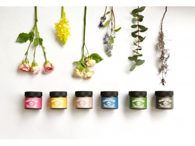 【新商品】植物エッセンシャルオイル配合。髪をケアしながらスタイリングを楽しめるサロン発のNANACOSTARヘアワックスシリーズがリニューアル発売!