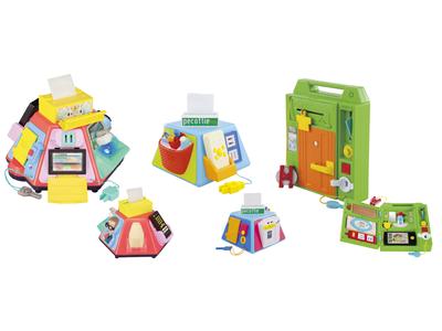 保育士利用率 第一位 に選ばれた知育玩具『いたずら1歳やりたい放題』!