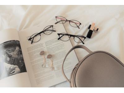 かけるだけでぱっと華やかに!お化粧よれを抑え、見た目も可愛いメガネ「POCOP Rouge」より2020年の新デザインが登場!