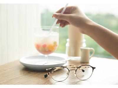 着けても眺めても楽しめる、アクセサリーのようなメガネ!「kohoro」×「GOSH」コラボモデル「kohoro KH-1013/1014/1015」を8月19日(水)より販売