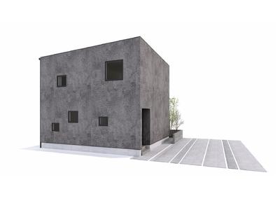 めざしたのはコルビュジェの傑作。分譲向け規格住宅『corso』誕生!デザイン・品質を担保しながらコストを抑えた建売住宅