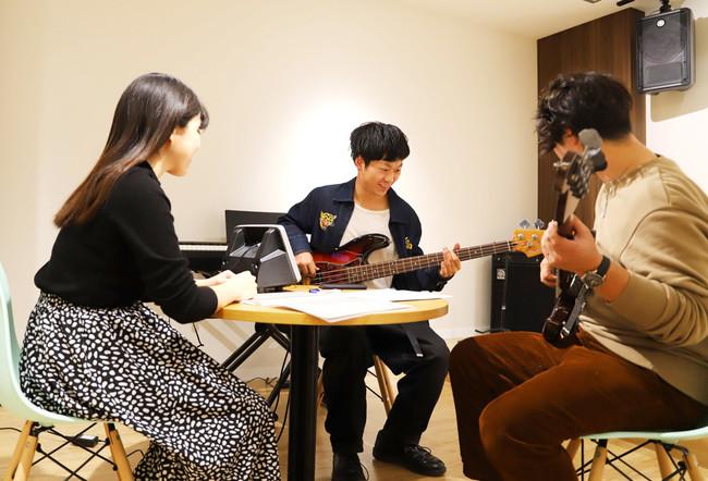 月額6,800円(税込)~通い放題の音楽教室「MUZYX(ミュージックス)」の立川店が新たにオープン!