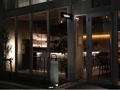 中目黒カフェ&ワインバーepulorのギャラリーコーナー期間限定アートイベントについて
