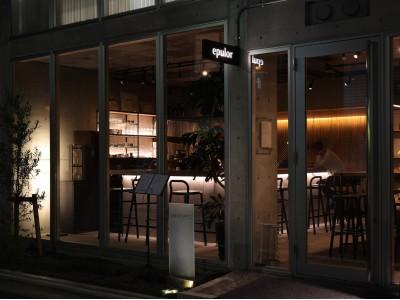 中目黒にアート・ミュージック カフェ&バーepulorがオープンいたしました