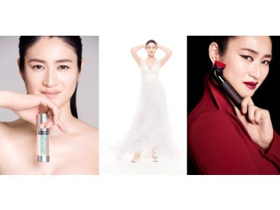 女優の小雪さん 韓国発ラグジュアリーコスメブランド「BONOTOX」新ミューズに就任