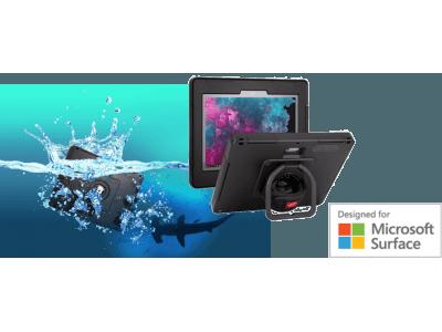 The Joy Factory社の「aXtion(TM)」「ElevateII」シリーズ、Surface向けを強化!マイクロソフト社DFSを取得したSurface Go用シリーズを新たにラインナップ!