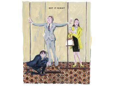 バーニーズ ニューヨークが大切にする4つのキーワードを人気イラストレーター ジャン=フィリップ・デローム氏が描くアニバーサリープロモーション開催中