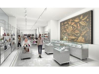バーニーズ ニューヨーク国内初のコンセプトストアが西武渋谷店にオープン、限定アイテムも登場
