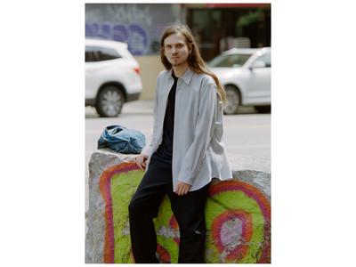 ユニセックスで着用できる<オーバーコート>のシャツオーダーイベントおよびバーニーズ ニューヨーク限定アイテムのご紹介