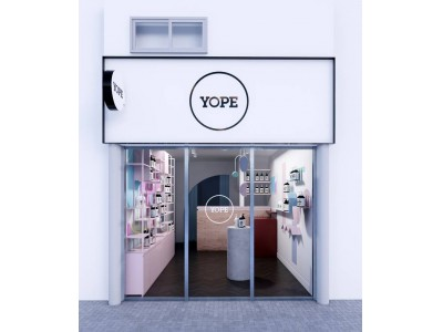 ポーランドのユニバーサルブランド【YOPE】日本1号店が今月長崎にOPEN!