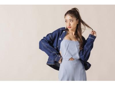 人気アーティスト自らがプロデュースするD2Cブランド『with』人気モデルの池田美優(みちょぱ)がプロデュースした商品を限定リリース