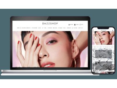 Media EC FANTAS、メイクアップブランド「DAZZSHOP」公式オンラインショップをリニューアル