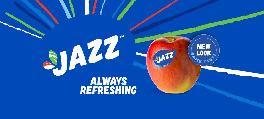 ニュージーランド産ジャズりんご、ブランドデザインをリフレッシュ  今年も全国販売開始